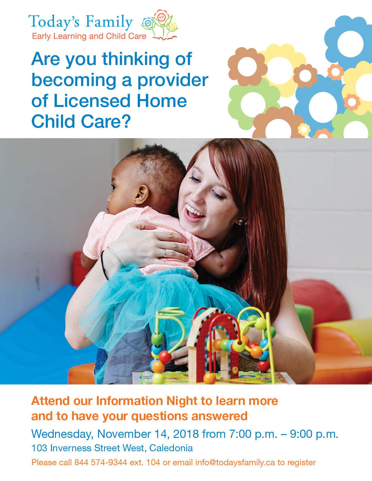 TF_Home Child Care Provider Info Night_Nov 14